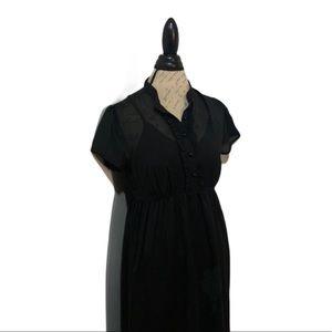 BOGO Free🌻Merona sheer lined casual dress
